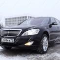 Автомобиль Mercedes-Benz S550