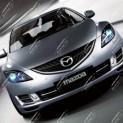 Автомобиль бизнес-класса Mazda 6